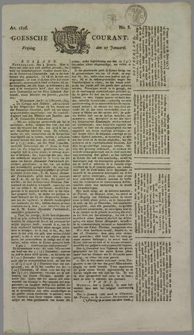 Goessche Courant 1826-01-27