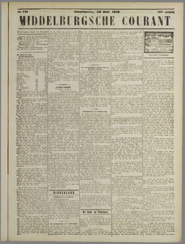Middelburgsche Courant 1919-05-22