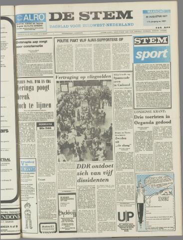de Stem 1977-08-29