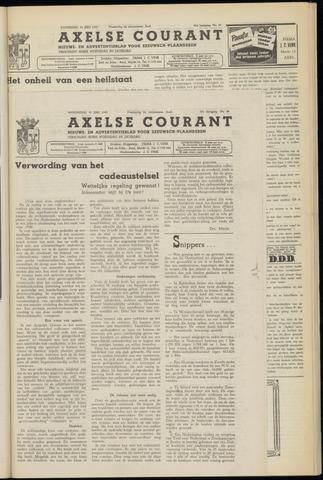 Axelsche Courant 1953-07-15