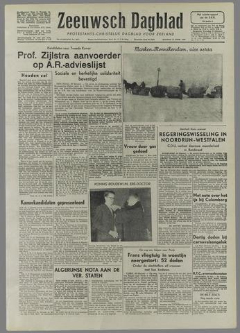 Zeeuwsch Dagblad 1956-02-21