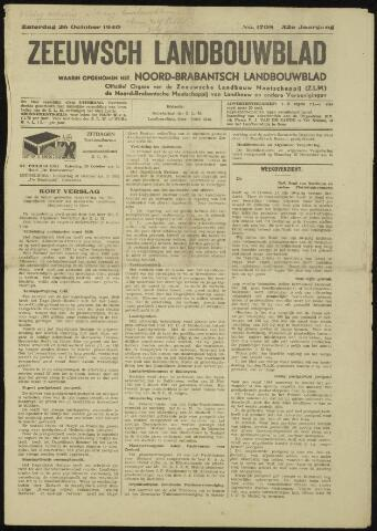 Zeeuwsch landbouwblad ... ZLM land- en tuinbouwblad 1940-10-26