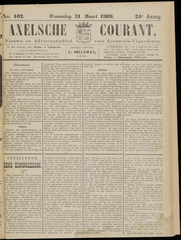 Axelsche Courant 1909-03-31