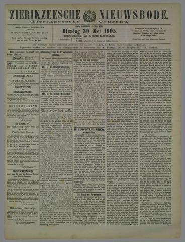 Zierikzeesche Nieuwsbode 1905-05-30