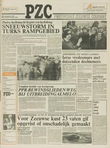 Provinciale Zeeuwse Courant 1976-11-29