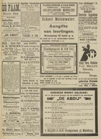 de Faam en de Faam/de Vlissinger 1924-03-26