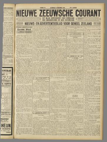 Nieuwe Zeeuwsche Courant 1933-11-11