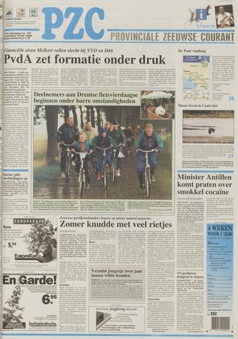 Provinciale Zeeuwse Courant 1998-07-15