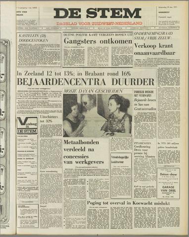 de Stem 1971-12-29