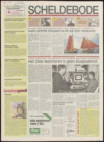 Scheldebode 1996-11-07