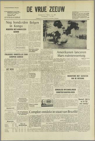 de Vrije Zeeuw 1964-11-30
