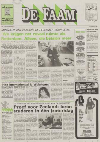 de Faam en de Faam/de Vlissinger 1988-02-24