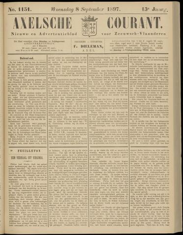 Axelsche Courant 1897-09-08