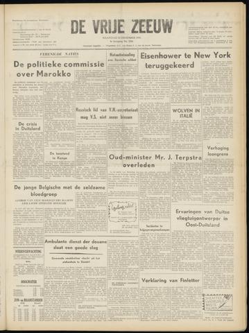 de Vrije Zeeuw 1952-12-15
