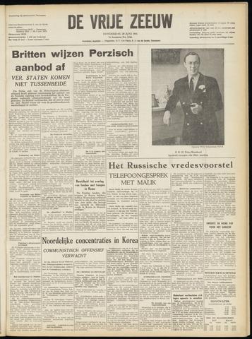 de Vrije Zeeuw 1951-06-28