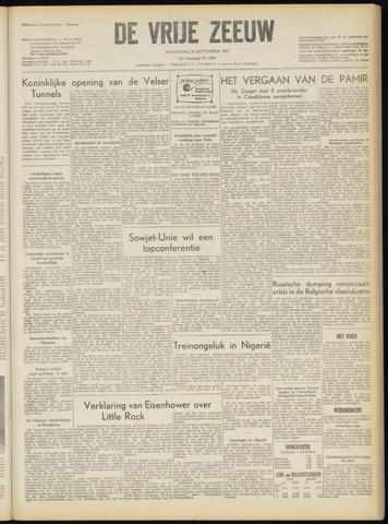 de Vrije Zeeuw 1957-09-30