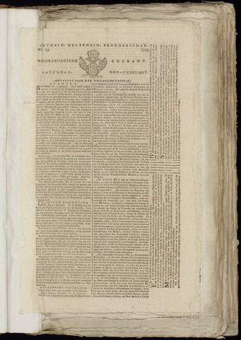 Middelburgsche Courant 1799-02-09
