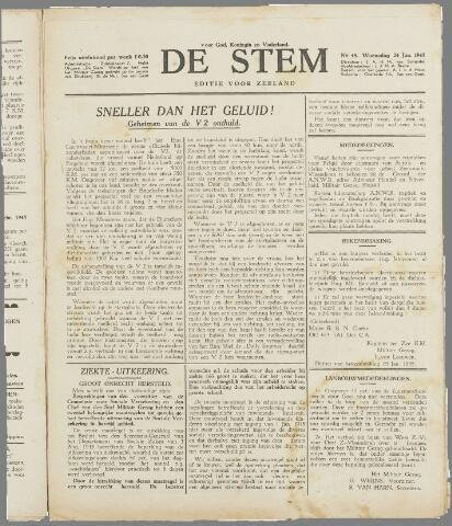 de Stem 1945-01-24