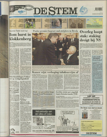 de Stem 1996-10-30