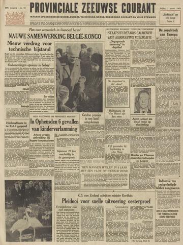 Provinciale Zeeuwse Courant 1963-03-01