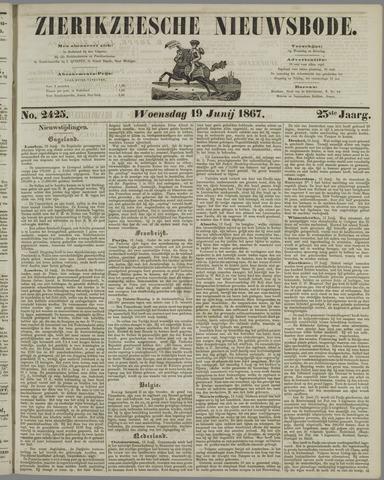 Zierikzeesche Nieuwsbode 1867-06-19