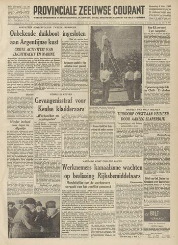 Provinciale Zeeuwse Courant 1960-02-08