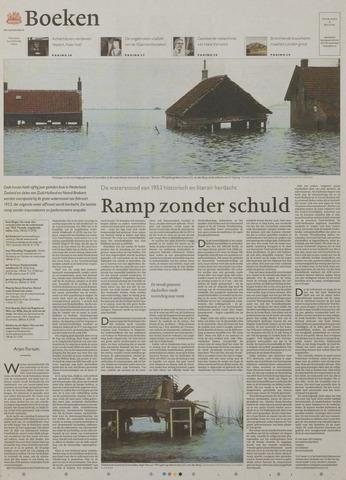 Watersnood documentatie 1953 - kranten 2003-01-24