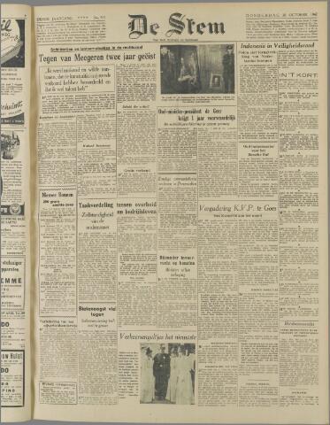 de Stem 1947-10-30
