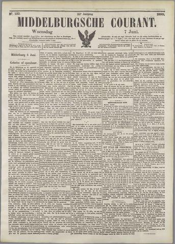 Middelburgsche Courant 1899-06-07