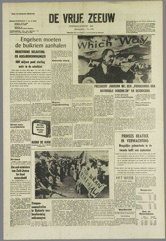 de Vrije Zeeuw 1968-03-20