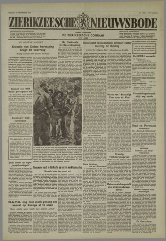 Zierikzeesche Nieuwsbode 1955-09-30