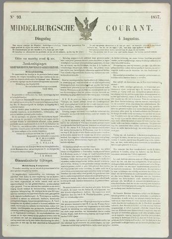 Middelburgsche Courant 1857-08-04
