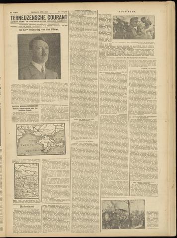 Ter Neuzensche Courant. Algemeen Nieuws- en Advertentieblad voor Zeeuwsch-Vlaanderen / Neuzensche Courant ... (idem) / (Algemeen) nieuws en advertentieblad voor Zeeuwsch-Vlaanderen 1944-04-21