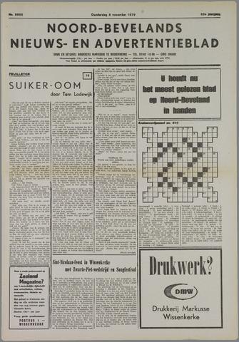 Noord-Bevelands Nieuws- en advertentieblad 1979-11-08
