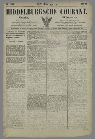 Middelburgsche Courant 1882-12-23