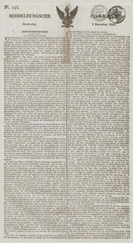 Middelburgsche Courant 1829-12-03