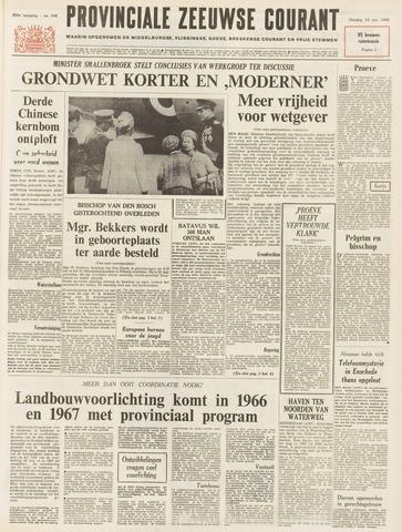 Provinciale Zeeuwse Courant 1966-05-10