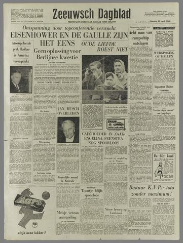 Zeeuwsch Dagblad 1960-04-25
