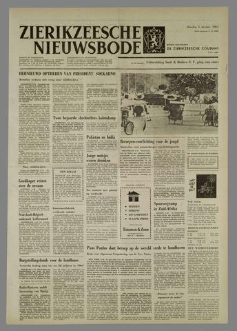 Zierikzeesche Nieuwsbode 1965-10-05