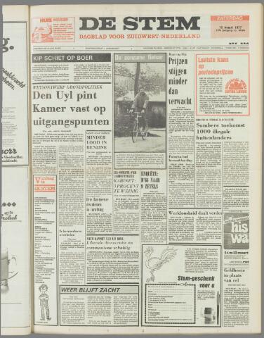 de Stem 1977-03-12
