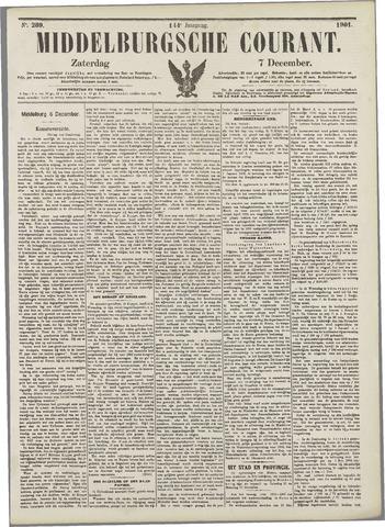 Middelburgsche Courant 1901-12-07