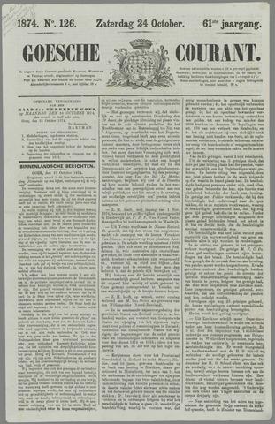 Goessche Courant 1874-10-24
