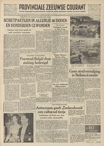 Provinciale Zeeuwse Courant 1960-12-12