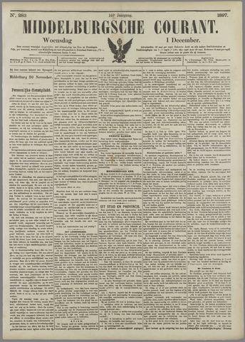Middelburgsche Courant 1897-12-01