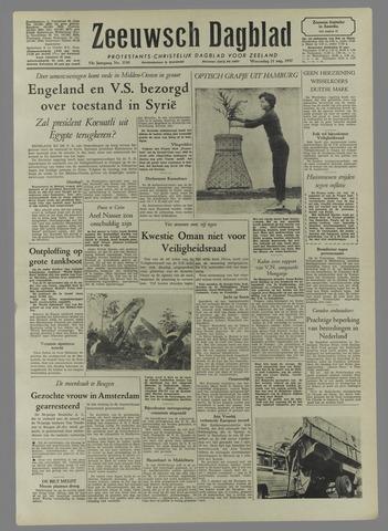 Zeeuwsch Dagblad 1957-08-21