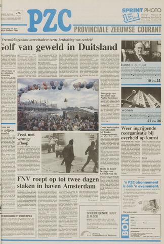 Provinciale Zeeuwse Courant 1991-10-04