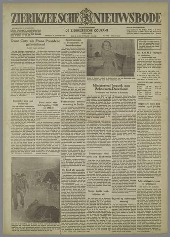 Zierikzeesche Nieuwsbode 1954-01-19