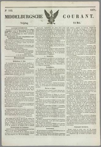 Middelburgsche Courant 1871-05-12