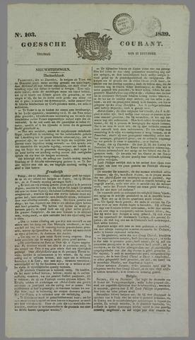 Goessche Courant 1839-12-27