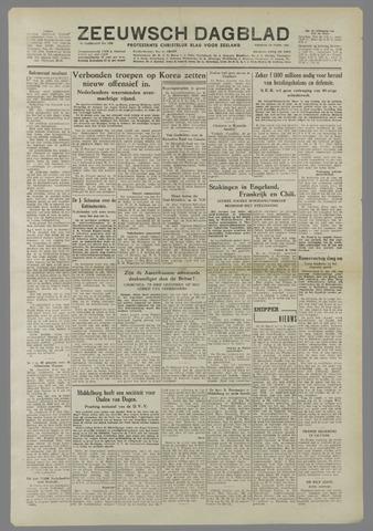 Zeeuwsch Dagblad 1951-02-23